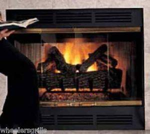 "Vangaurd Model VB42LI1 Circulating 42"" Wood Burning Zero CLEARANCE Fireplace"