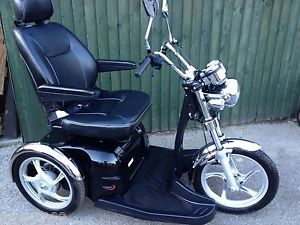 Drive Sport Rider 8MPH Electric Mobility Scooter Wheelchair Powerchair Golf