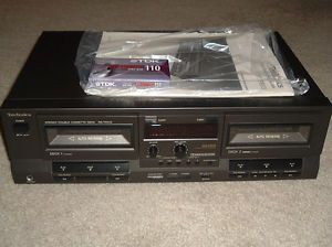 Stereo System Dual Cassette Deck on PopScreen