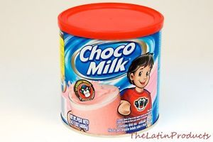 4 Pack Choco Instant Powder Milk Strawberry Drink Mix 14 1 oz 400 G