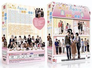 Smile Again Smile Dong Hae Complete Series DVD Korean Drama