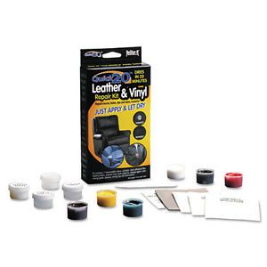 Leather Vinyl Touch Up Repair Restore Kit No Heat Chair Recliner Car Seat Jacket