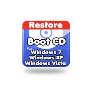 Fix Disk for Gateway Windows 7 Desktop Computers Repair Restore Boot CD