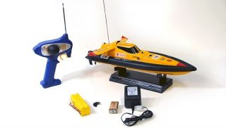 """NQD RC Remote Control 17"""" 1 25 Electric Mini Tracer Racing Speed Boat Sport SHIP"""