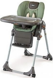 Chicco Polly High Chair in Adventure Adventure New