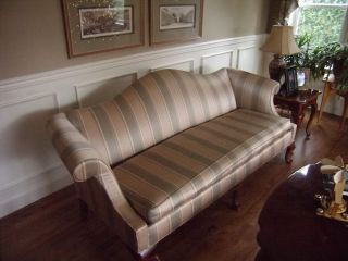 ... Ethan Allen Sofa And 2 French Chairs ...