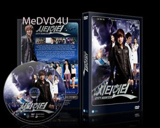 City Hunter » Korean Drama DVD Excellent English Sub