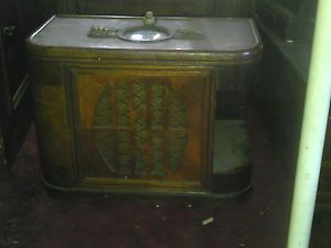 Zenith 8S451 8 s 451 Chairside Chair Side Console Radio 5808 Chassis 1940