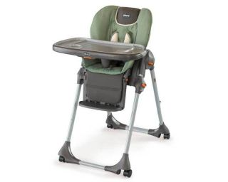 Chicco Fabric Polly High Chair Adventure