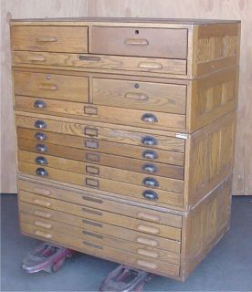 Mayline flat file cabinets on popscreen 16 drawer wood flat file engineering drawing blue print large storage cabinet malvernweather Gallery