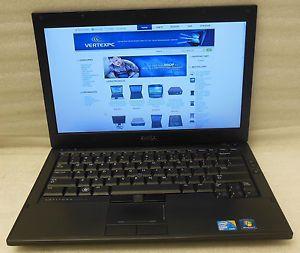 Dell Latitude E4310 Intel Core i5 2 66GHz 4GB 160GB DVDR Laptop Windows 7 Webcam