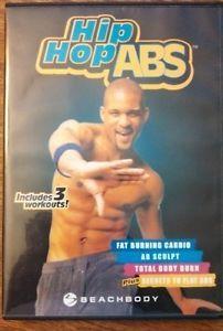 Shaun T Hip Hop Abs Full Body Bu