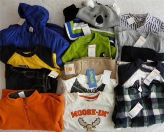 $426 Gymboree Big Lot 16 Pcs Boys Clothes Size 2 2T