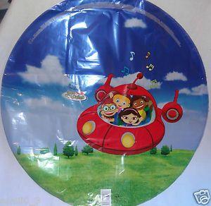 New Little Einsteins 1 Mylar Balloon 18 Party Supplies On Popscreen