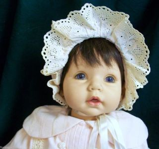Frank Young Adora Doll Original Clothes Weighted Like Real Baby Life Like Face