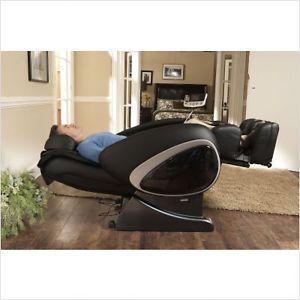 Cozzia Zero Anti Gravity Shiatsu Massage Chair BERKLINE16027 Optional Warranty