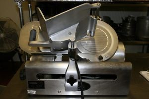 "Globe Model 500 Meat Slicer 12"" Blade Deli Food Processing Meat Prep"