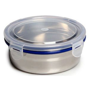 Dstore Stainless Steel Food Storage Airtight Containers BPA Free 0 5 630ml