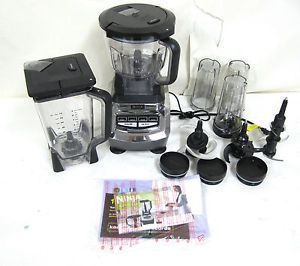 Ninja BL780CO Ultra Kitchen System 1200 Food Processor Knead Blender Pro