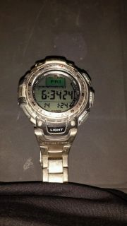 Casio PROTREK PRG 110 Wrist Watch for Men