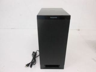 Panasonic SB HWA350 Wireless Subwoofer for SC HTB350 Home Theater System