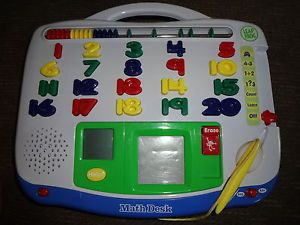 Leap Frog Math Desk Educational Toy Ages 4 And Up