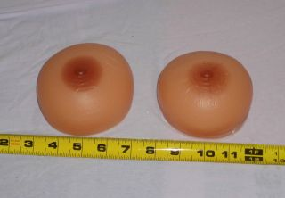 Silicone Breast Forms Mastectomy Crossdresser CD TG