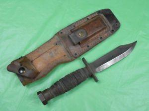 US 1986 Ontario Jet Pilot Survival Fighting Knife