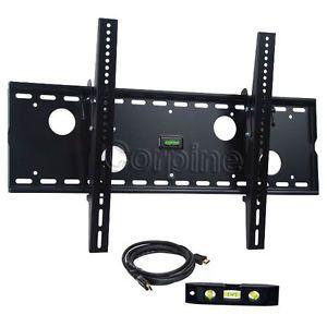 """Tilt Plasma LCD LED Flat Panel Screen TV Wall Mount Bracket for LG 47 50 55"""" M72"""