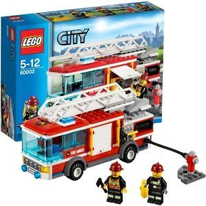 January 2013 Lego City Fire Truck 60002 on Hand Great Gift 673419187985