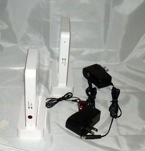 Broken Vanco HDMI Wireless Extender Transmitter Receiver Video Audio