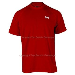 $25 Mens Under Armour UA Loose T Shirt Top Running Workout Fitness Clothes