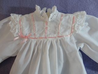 Retired American Girl Samantha Victorian Nightgown Doll Clothes 1989 Pleasant Co