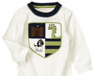 Gymboree Loch Ness Heroes Tops Tees Shirts 12 18 18 24 Months 2T 3T 4T 5T