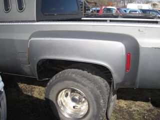 73 87 Chevy GMC Dually Truck Bed No Rust Through from Texas