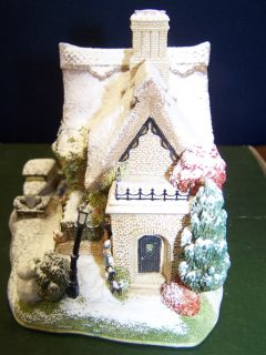 Lilliput Lane Letter to Santa Boxed L2589