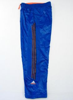 Adidas ClimaProof Attitude Basketball Track Pants Wind Water Resistant Men