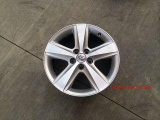 "2010 2011 Factory Toyota Camry 17"" Wheels Rims 10 11"