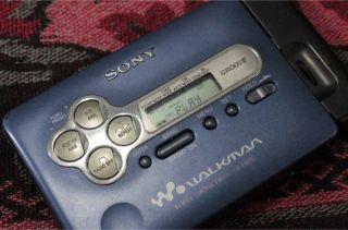 Sony Walkman Auto Reverse Radio Cassette Tape Player Wm FX675 Lot J