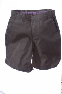 Gap Girls Khaki Chino Bermuda School Uniform Shorts 8 10 12 16 18 Slim New