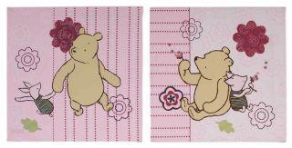 Disney Dandelion Dreamer Classic Pooh Nursery 2 Piece Decorative Canvas Wall Art