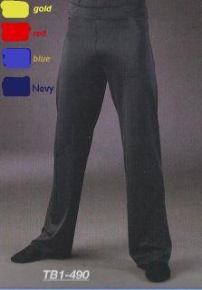 Pants Pant Spandex Mens Boys Stretch Dance Costume Ballet Sz Color Choices