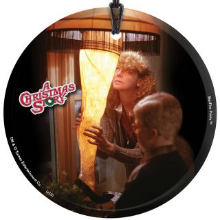 New A Christmas Story Leg Lamp Glass Ornament Xmas Holiday Tree Decoration