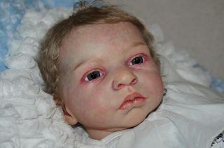 Lulababies Babies from Kłodzko So Real Reborn Baby Diana Olga Auer