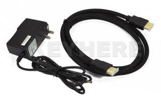 X6 HD TV Box Media Player Video USB Internet 1080p HDMI