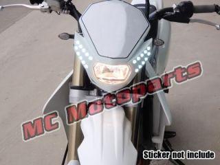 Honda Dirt Bike Head Light
