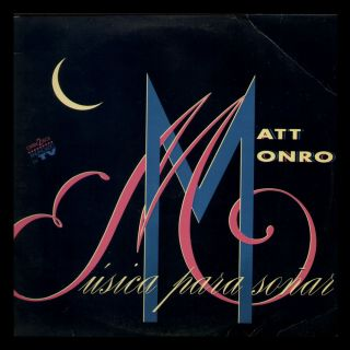 Matt Monro in Spanish Musica Para Soñar Spain 2 LP EMI 1991 Beatles