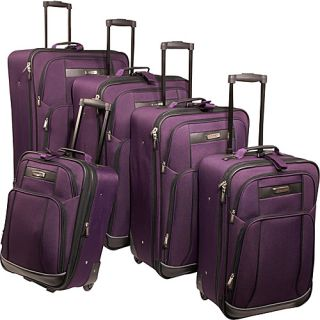 Ricardo Beverly Hills Coronado 5 Piece Luggage Set
