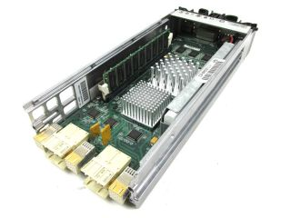 NetApp 111 00046 H0 FAS270 Controller Module w RAM Battery Back Up CF Card