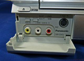 Panasonic DMR ES40V VHS DVD Recorder 064547671512